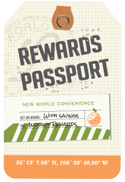 Reward Passport