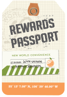 Rewards Passport